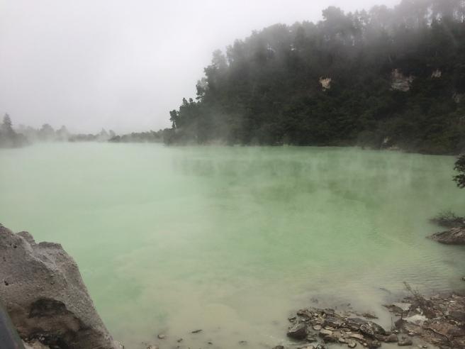 Biggest thermal pool